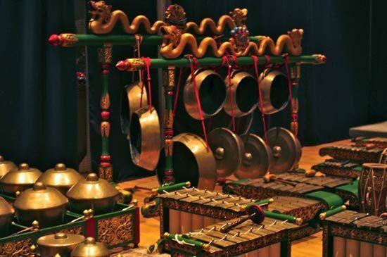 Warisan Budaya Indonesia, Gamelan
