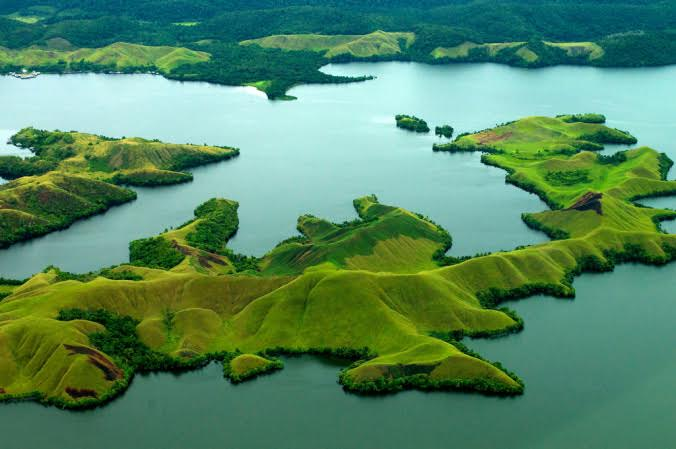Danau Sentani - Papua