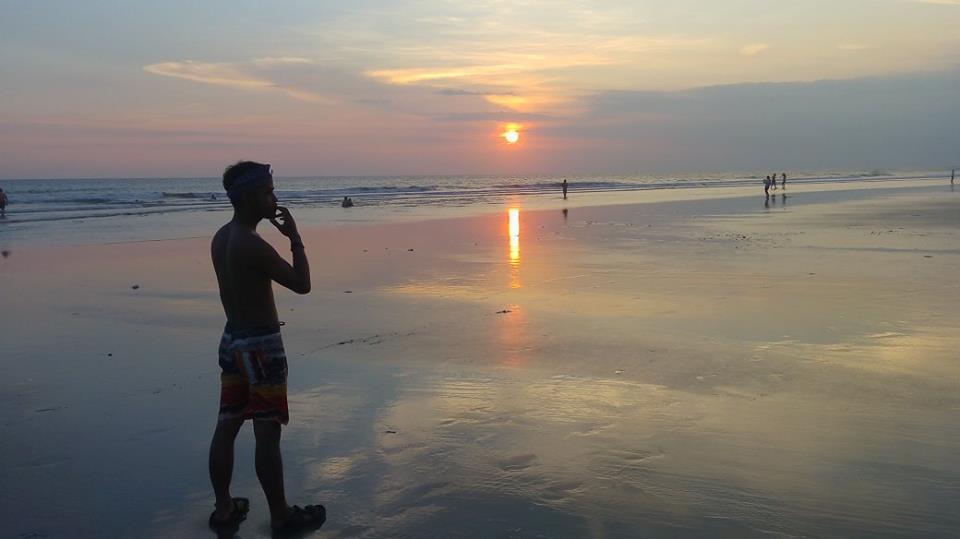 Menikmati Keromantisan Pantai Jimbaran – Backpacker Jakarta