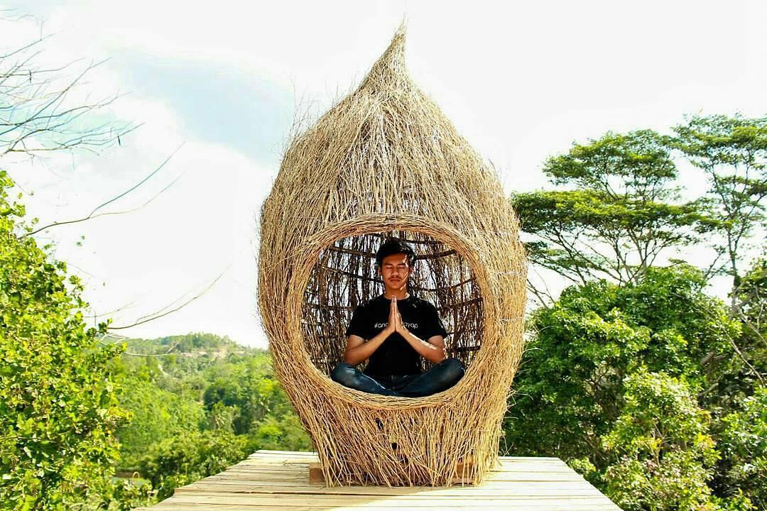 Batang Tabik Pemandian Alam Yang Masih Bertahan Backpacker Jakarta