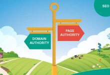 Domain dan Page Authority