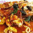 Mecah Piting, Tebet : Sensasi Makan Seafood Murah Dengan Cara Yang Tak Biasa